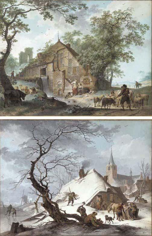 Hendrick Meyer (Amsterdam 1737