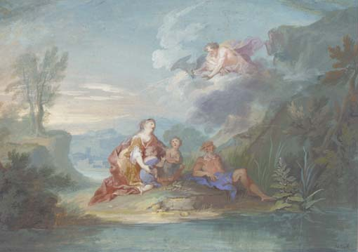 Attributed to Richard van Orle