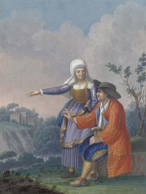 Alessandro d'Anna (Naples 1746