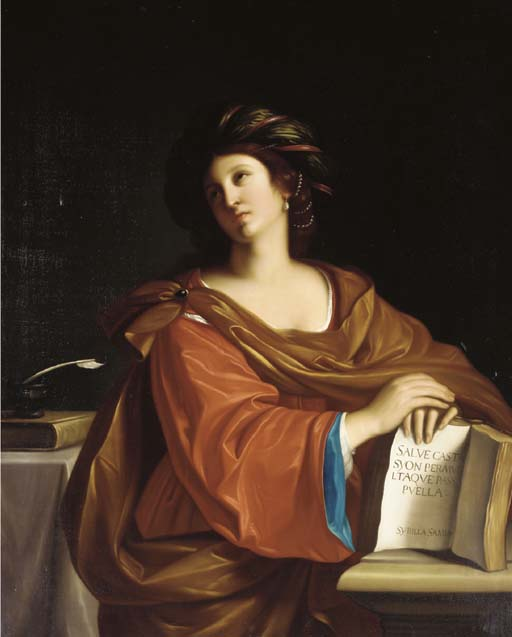 After Guercino