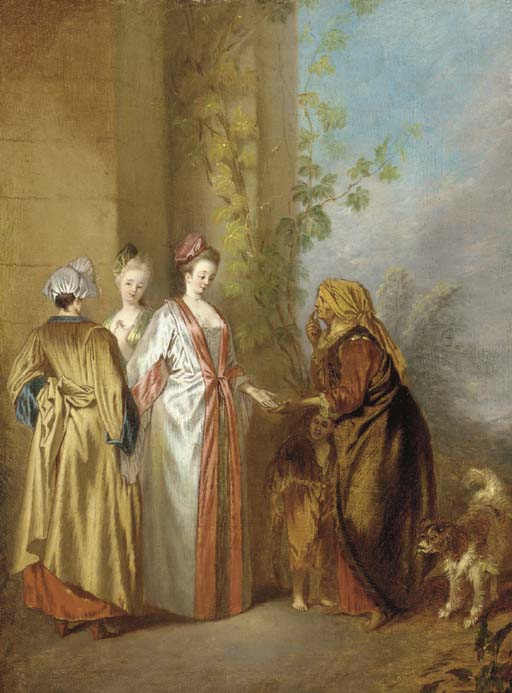 After Antoine Watteau