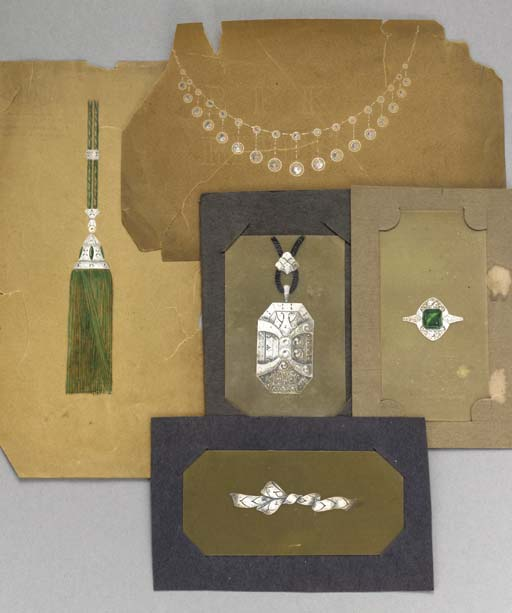 A COLLECTION OF 148 JEWELRY DR