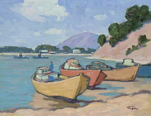 Ivan Godlevsky (1908-1998)