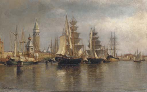 Henry Augustus Ferguson (1845-