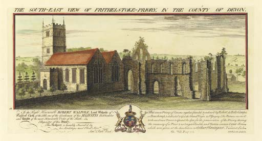 SAMUEL BUCK (1696-1754), and N