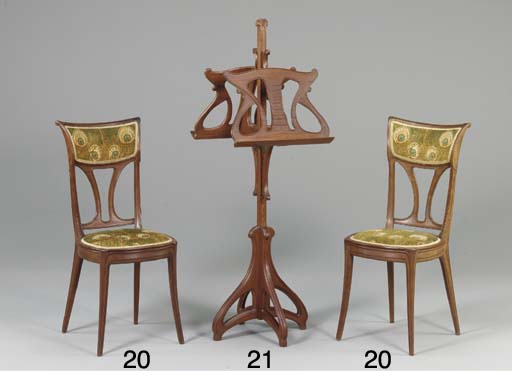 A PAIR OF CARVED ROSEWOOD SIDE