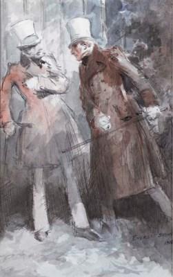 Everett Shinn (1876-1953)