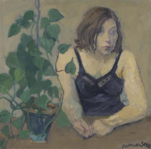 Raphael Soyer (1899-1987)