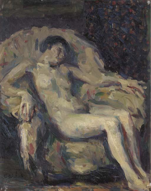 Arthur Beecher Carles (1882-19