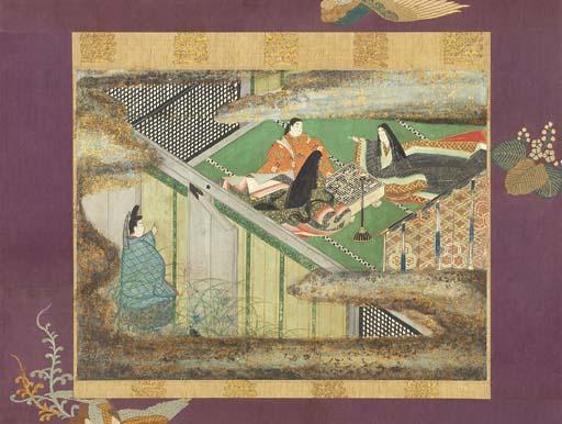 Studio of Tawaraya Sotatsu (fi