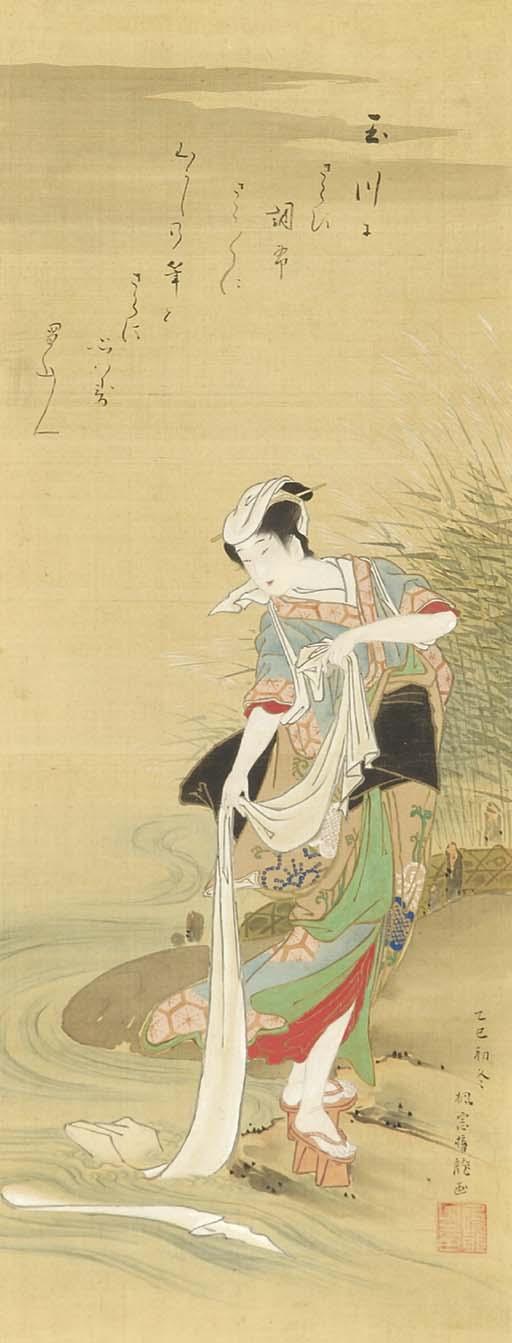 Sakai Hoitsu (1761-1829)