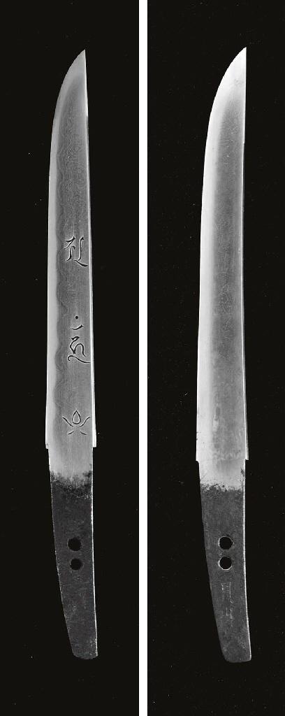 Two Small Daggers (Tanto)