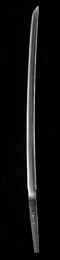 A Long Sword (Katana) in Mount