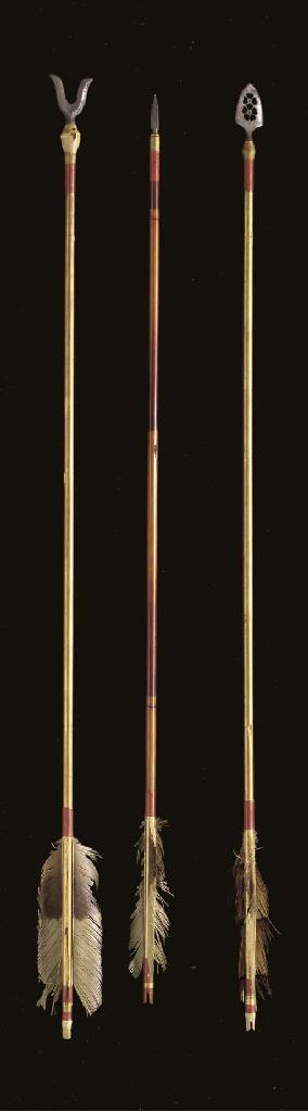 Three Arrows and a Utility Bla