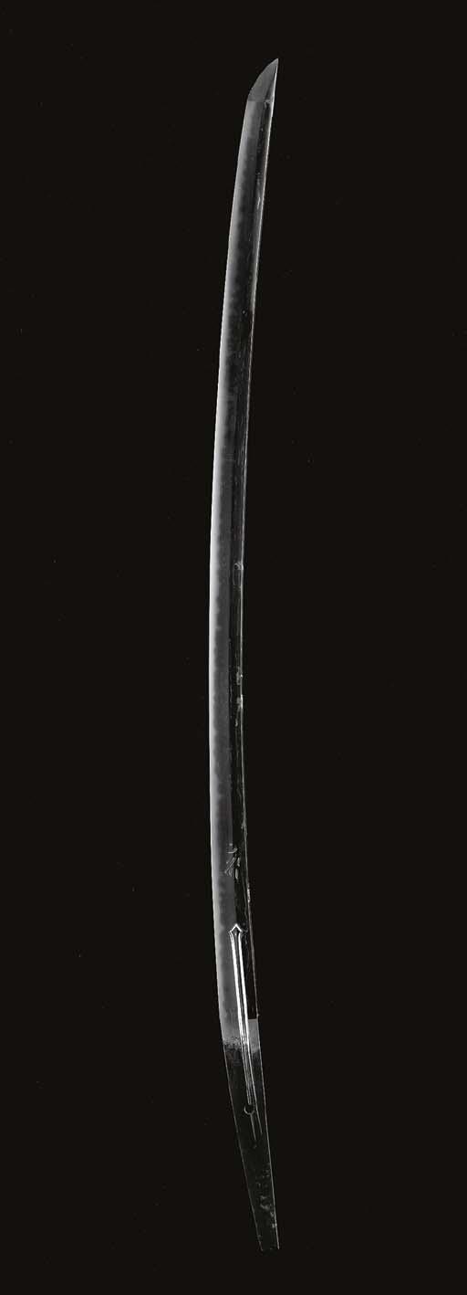 A Soshu-School Slung Sword (Ta