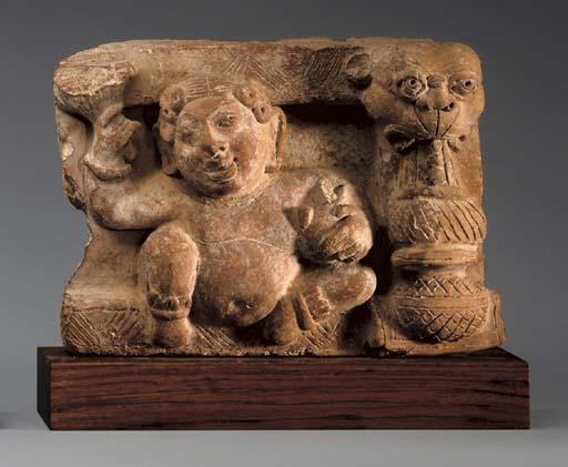 A Terracotta Frieze