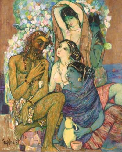 Arup Das (b. 1924)