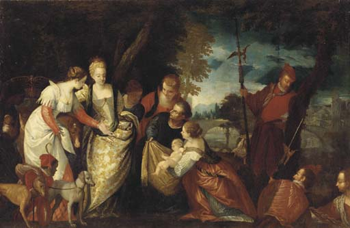 After Paolo Veronese