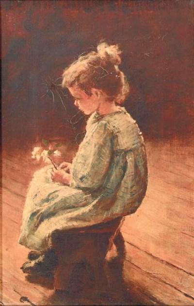 Maria Brooks (British, 1837-19