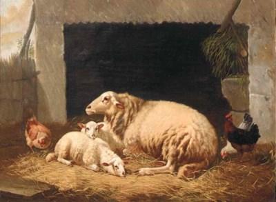 Henri de Beul (Belgian, 1845-1