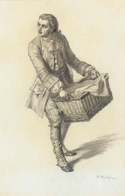 Paul Emile Antony Morlon (Fren