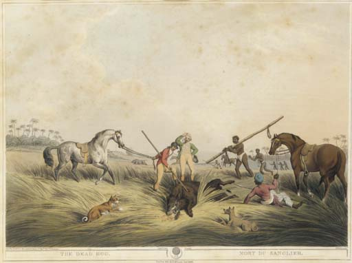 WILLIAM-SAMUEL HOWITT (1765-18