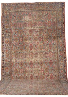 LAVAR KIRMAN CARPET,