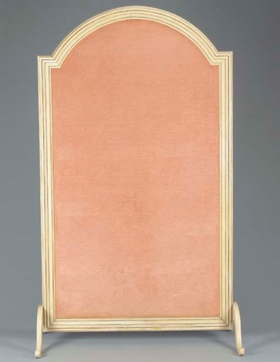 LOUIS XV STYLE CREME PAINTED R