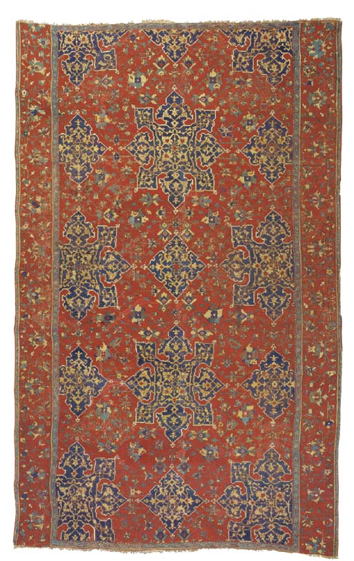 A STAR USHAK CARPET
