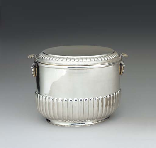 A RUSSIAN SILVER TUREEN**