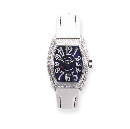 A DIAMOND AND ENAMEL AUTOMATIC