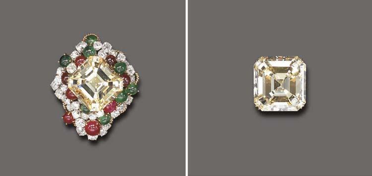 The Porges Diamond A MAGNIFICE