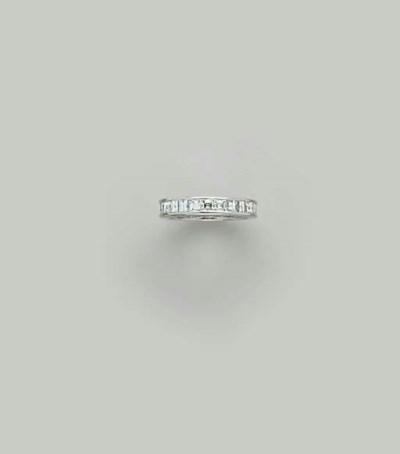 A DIAMOND AND PLATINUM ETERNIT