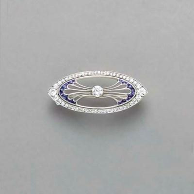 A BELLE EPOQUE DIAMOND, SIMULA