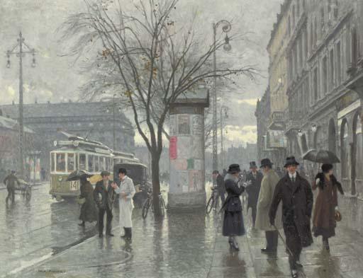 Paul Gustav Fischer (Danish, 1