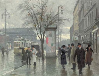 Paul Gustav Fischer (Danish, 1
