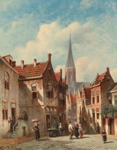 Pieter Gerardus Vertin (Dutch,