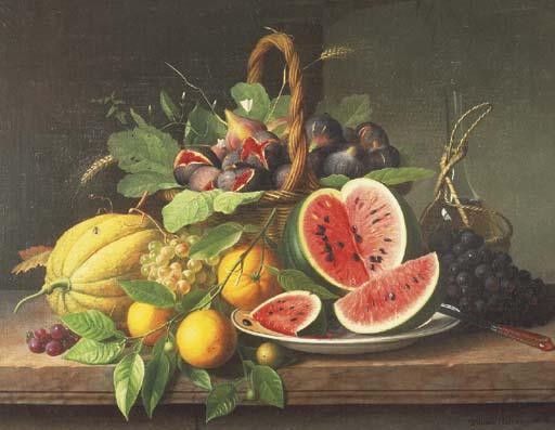 William Hammer (Danish, 1821-1