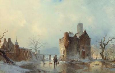 Carl Hilgers (German, 1818-189
