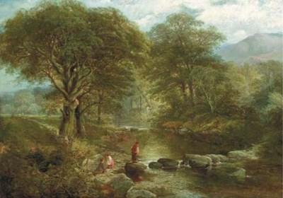 Thomas Creswick, R.A. (British