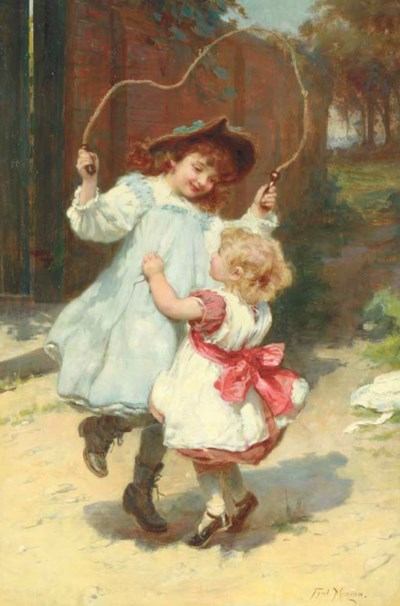 Frederick Morgan (British, 185