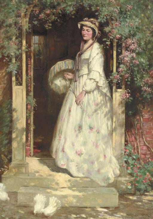 William Kay Blacklock (British