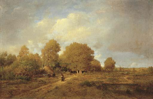 Thédore-Etienne-Pierre Roussea