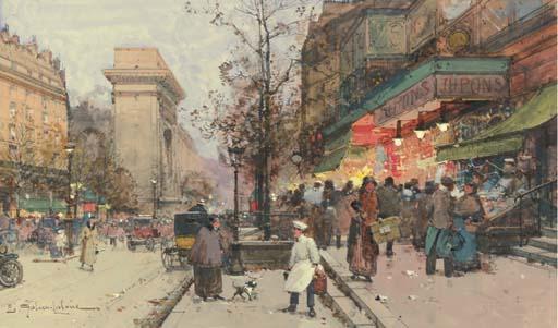 Eugène Galien-Laloue (Paris, 1