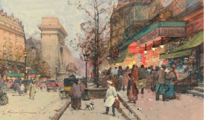 Eugène Galien-Laloue (Paris, 1