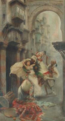 Fabio Fabbi (Italian, 1861-194