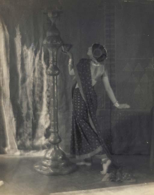 BARON ADOLPH DE MEYER (1859-19