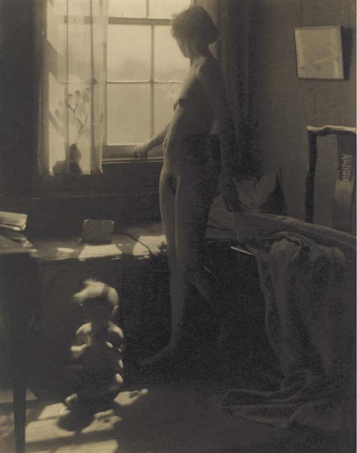 CLARENCE WHITE (1871-1925)
