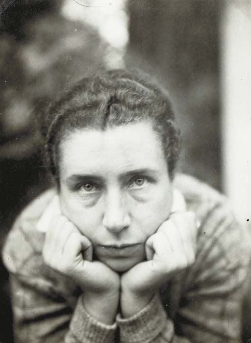 LUCIA MOHOLY (1894-1989)