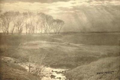 ALFRED HORSLEY HINTON (1863-19